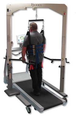 Gait Trainer 3 with Unweighing System