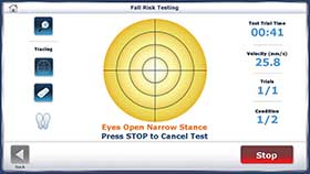 Fall Risk Screening Test