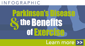 Infographic – Parkinsons Disease & the Benefits of Exercise