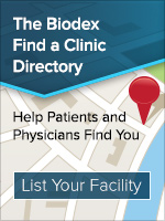 Help Patients Find You - List Your Facility in the Biodex Find a Clinic Directory