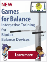 Interactive Training for Biodex Balance Devices