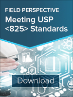 Field Perspective: Preparing for USP <825>