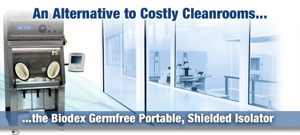 Nuclear Pharmacy Cleanroom Solutions Begin with Biodex Biodex
