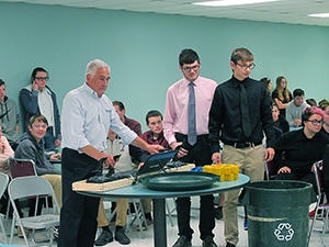 Center Moriches High School Robotics Team