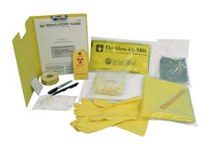 Minor Emergency Spill Kit