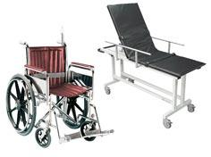 MRI Stretchers and Accessories