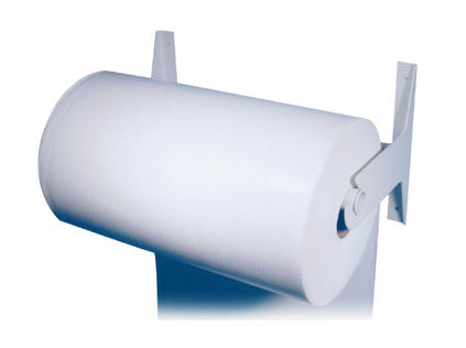 Protective Disposable Roll Dispenser