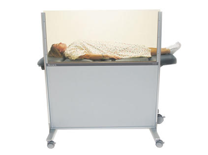 Clear-Lead™ Nuclear Medicine Mobile Barrier