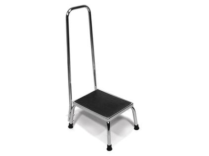 high handle foot stool - Step Stool With Handle