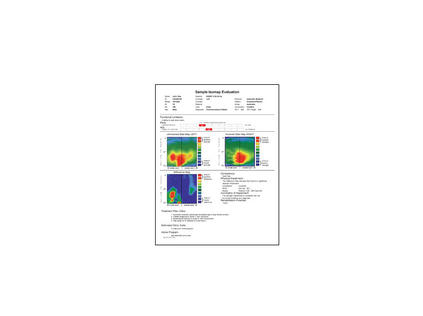 Isomap Graphical Imaging Software
