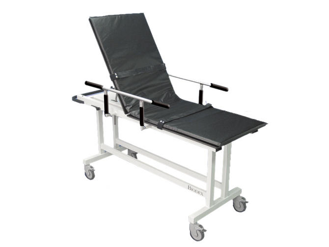 Mri Stretcher With Fowler Positioning Mri Stretchers And