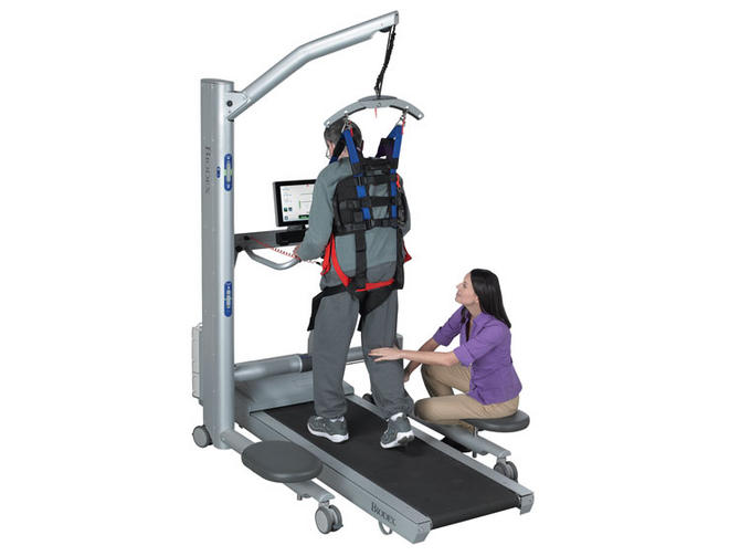 NEW NxStep™ Unweighing System - Partial -Weight Support ...