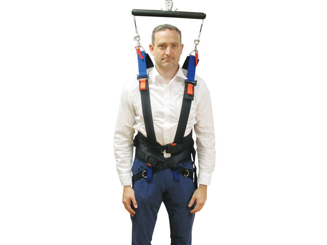 Support Harness Dlx Harnesses Supported Ambulation
