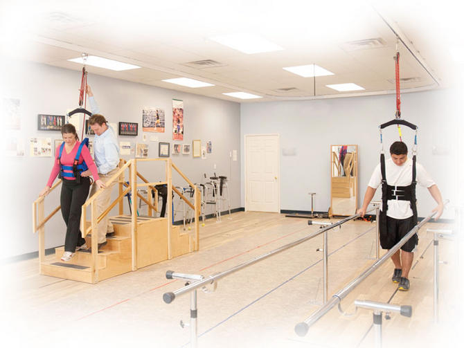 Freestep Sas Supported Ambulation System Supported