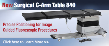 Introducing our NEW C-Arm 840