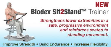 Biodex Sit3Stand Trainer