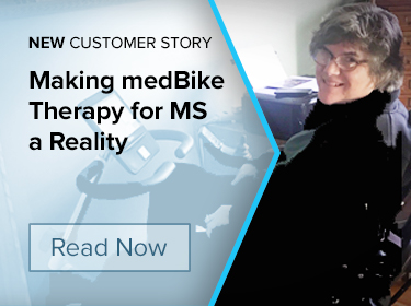 How the Andersons Found a Path to Home Exercise with medBike Therapy