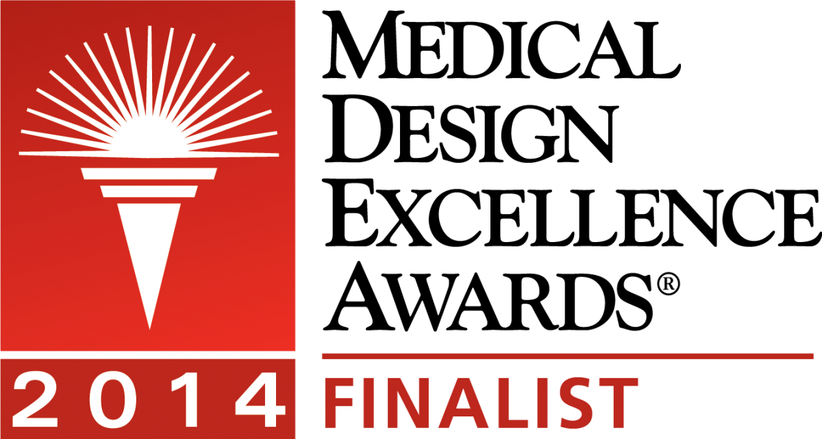 Medical Design Excellence Awards 2014 Finalist