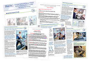 Marketing Support for the Gait Trainer 3 with Music-Assisted Therapy