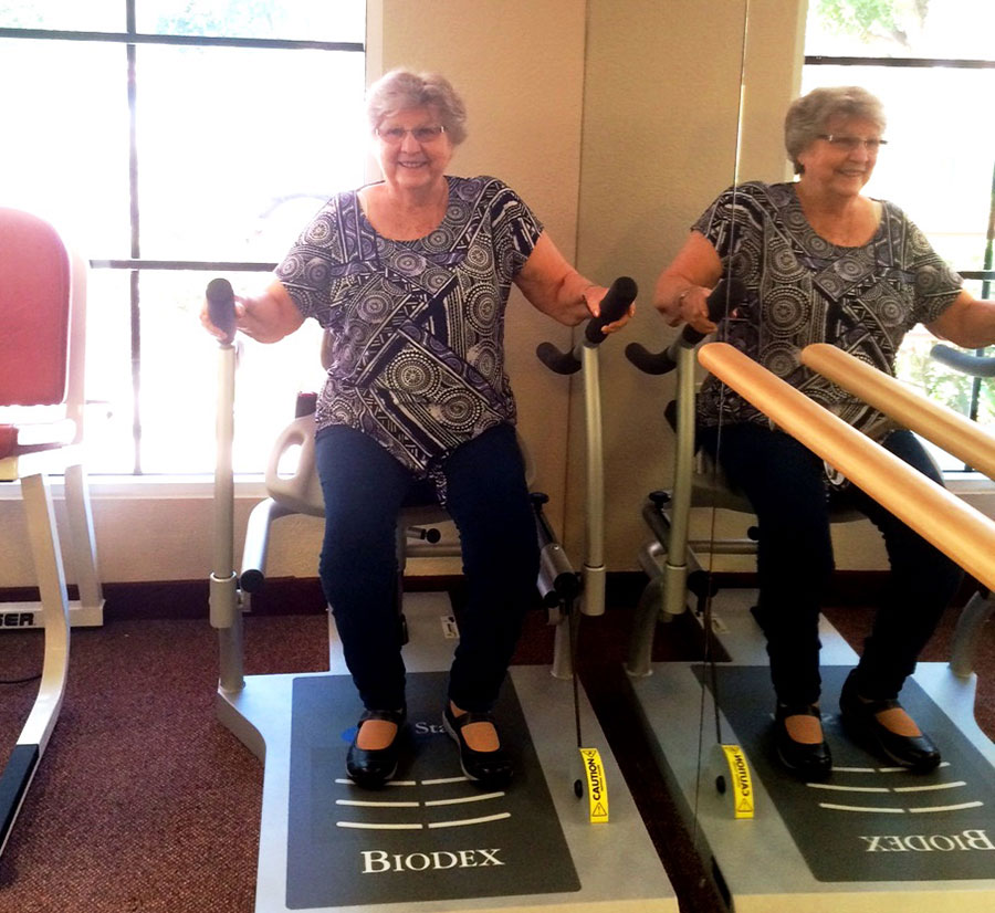 Biodex Medical Systems, Inc. aims to educate on the importance of age-appropriate technology in wellness program design
