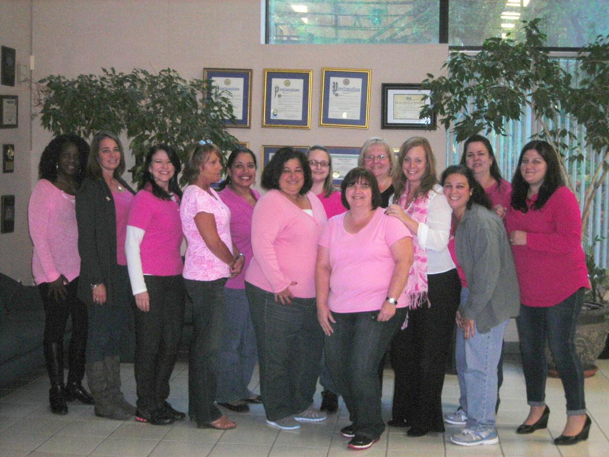 Biodex Acknowledge Breast Cancer Awareness Month